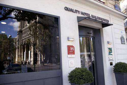Picture of Quality Hotel Malesherbes
