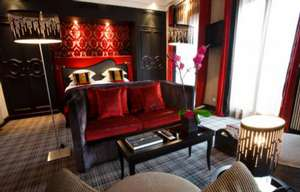Picture of Junior Suite with Free Bottle of Champagne