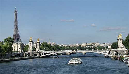 Pont Alexandre III Paris Attractions